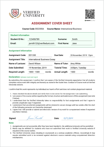 Assignment-Cover-Sheet